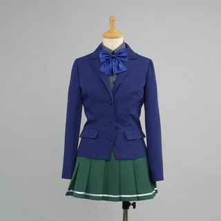 Accel World Kuroyukihime school girl unifor Cosplay Costume