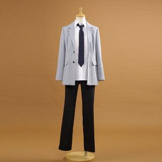 Haiyore! Nyaruko-san Mahiro Yasaka Men suit Cosplay Costume