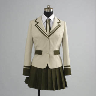 Zetman Amagi Konoha school girl uniform Cosplay Costume