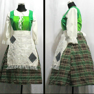 Sound Horizon Marchen Sei To Shi Wo Wakatsu Kyoukai No Furuido Ceui MIKI Cosplay Costume