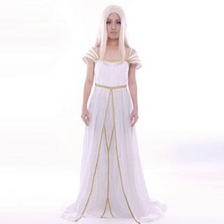 Fate/Zero Saber Irisviel von Einzbern Cosplay Costume