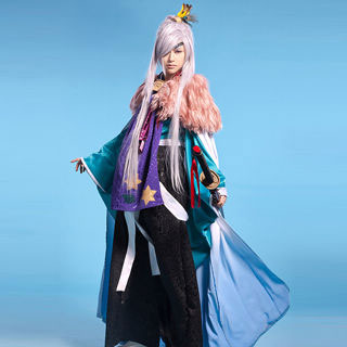 BRAVE10 Masamune Date Cosplay Costume