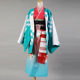 Blue Exorcist Shiemi Moriyama kimono Cosplay Costume