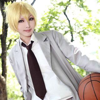 黒子のバスケ キセキの世代 海常高校 黄瀬涼太(きせ りょうた) スーツ コスプレ衣装