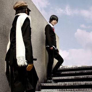 隠の王 宵風(よいて) 黒風 コスプレ衣装