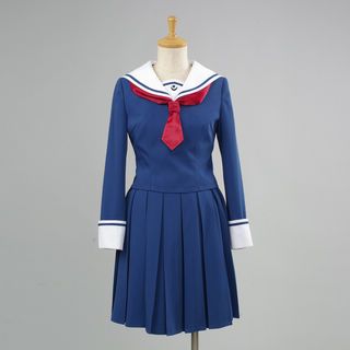 Dusk Maiden of Amnesia Yuko Kanoe school girl uniform Cosplay Costume