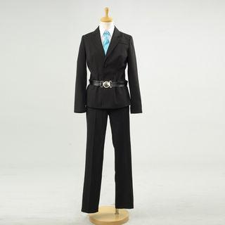 La storia della Arcana Famiglia Nova black suit Cosplay Costume