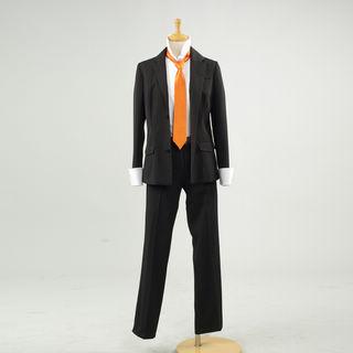 La storia della Arcana Famiglia Liberta black suit Cosplay Costume