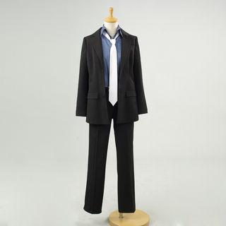 La storia della Arcana Famiglia Jolly Black suit Cosplay Costume