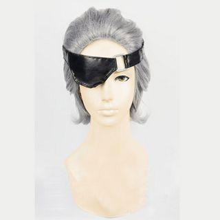 La storia della Arcana Famiglia Debito Silver gray short cosplay wig