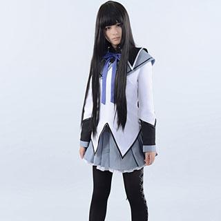 魔法少女まどか☆マギカ 暁美ほむら コスプレ衣装 新版