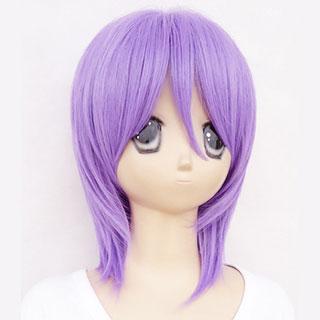 Kuroko's Basketball Atsushi Murasakibara Purple Short Straight Cosplay Wig
