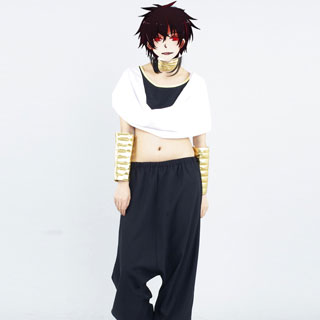 Magi The Kou Empire Judal Cosplay Costume