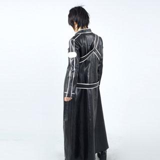 ソードアート·オンライン キリト/桐ヶ谷和人  黒風 コスプレ衣装