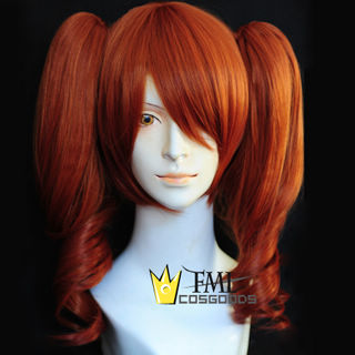 Sound Horizon Marchen Garasu no Hitsugi de Nemuru Himegimi Brown Cosplay Wig
