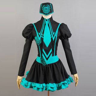 VOCALOID Hatsune Miku Love is War MEIKO Cosplay Costume