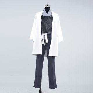 銀魂 坂田銀時(さかた ぎんとき) 白夜叉 攘夷時代 コスプレ衣装