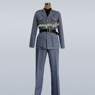 Axis Powers Hetalia North Italy Veneziano (North) Uniform Cosplay Costume