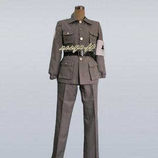 Axis Powers Hetalia China Uniform Cosplay Costume