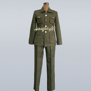 Axis Powers Hetalia Poland Uniform Cosplay Costume ver2