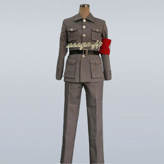Axis Powers Hetalia China Uniform Cosplay Costume ver2