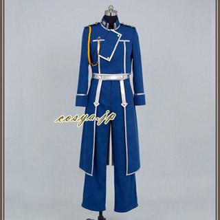 鋼の錬金術師 国軍軍服 少佐 コスプレ衣装