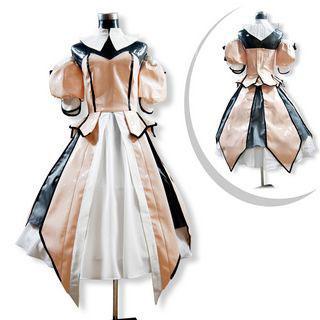 Fate/stay night Saber Lily/セイバー  コスプレ衣装