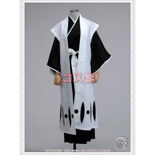 BLEACH/ブリーチ 1-13番隊 袖なし コスプレ衣装