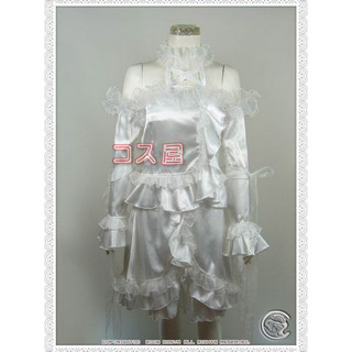 ローゼンメイデン·トロイメント 雪華綺晶(きらきしょう) コスプレ衣装