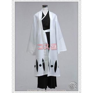 BLEACH/ブリーチ 1-13番隊 袖あり コスプレ衣装