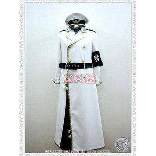 DOLLS 特刑軍服(白) コスプレ衣装