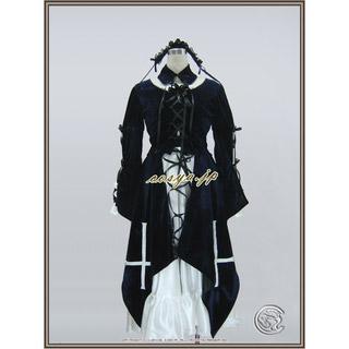 ローゼンメイデン 水銀燈(すいぎんとう) コスプレ衣装