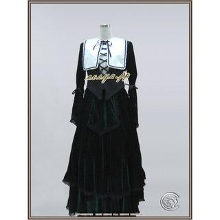 ローゼンメイデン 翠星石(すいせいせき) コスプレ衣装