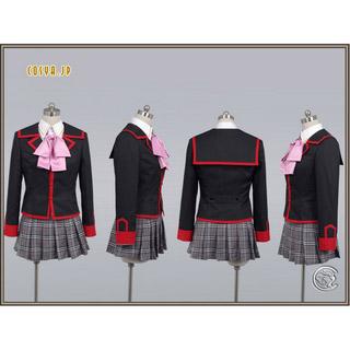 リトルバスターズ! 棗鈴/三枝葉留佳 女子制服 コスプレ衣装