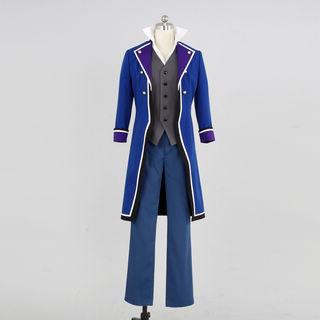 K (anime) Saruhiko Fushimi Cosplay Costume