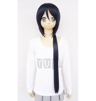 K Yatogami Kuroh Black Short Cosplay Wig