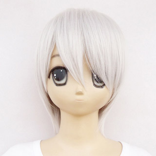 Hiiro no Kakera Yuuichi Komura Silver silver heat-resistant new materials Short Storr rate cosplay wig