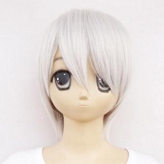 Hiiro no Kakera Yuuichi Komura Silver silver heat-resistant new materials Short Storr rate cosplay wig