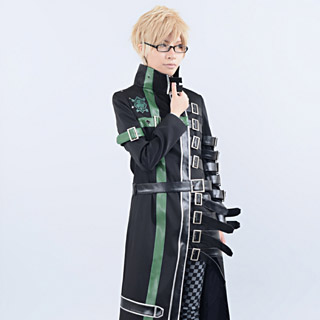 AMNESIA Kent Cosplay Costume