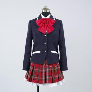 中二病でも恋がしたい! 小鳥遊六花(たかなし りっか) 制服 コスプレ衣装