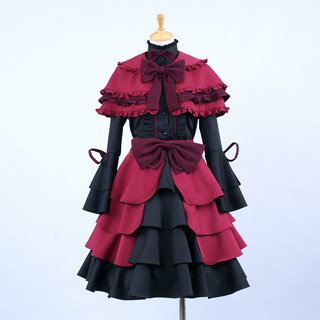 K (anime) Anna Kushina Cosplay Costume