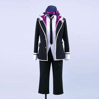 【新春特価】女性S DIABOLIK LOVERS -ディアボリックラヴァーズ- 逆巻ライト コスプレ衣装