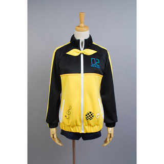 VOCALOID Project DIVA-f Kagamine Rin Sports Cosplay Costume