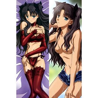 Fate/Zero 遠坂 凛(とおさかりん) 等身大抱き枕カバー オリジナル抱き枕カバー アニメ抱き枕