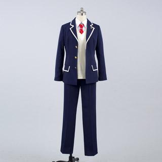 中二病でも恋がしたい! 富樫勇太(とがし ゆうた) 制服 コスプレ衣装
