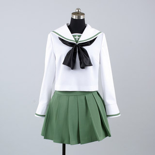 Girls and Panzer Miho Nishizumi Cosplay Costume
