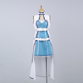 Sword Art Online Asuna Yuuki Alfheim Online Cosplay Costume