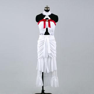 Sword Art Online Asuna Yuuki Alfheim Online New Cosplay Costume