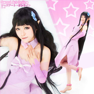 Sword Art Online Yui ALO Cosplay Costume