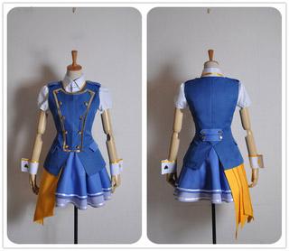 AKB0048 next stage Yuka Ichiju Cosplay Costume